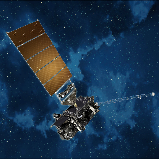 GOES-16 (GOES-R) Spacecraft